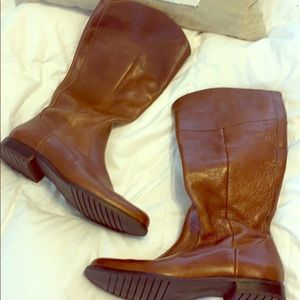 LL Bean brown boots